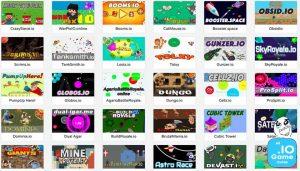 io games list