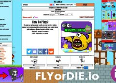FLYorDIE.IO Game For Free for kids