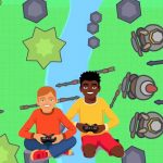 play .io game with friends