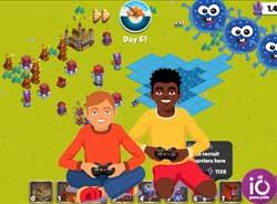 Play IO games when lockdown