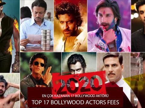 Top 17 Bollywood Actors