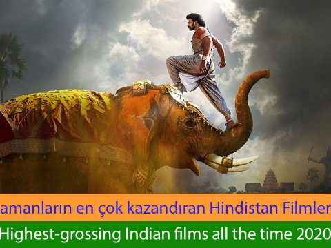 Highest grossing Indian films